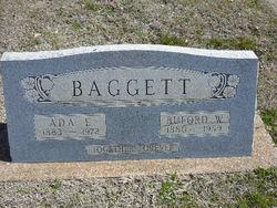 Ada Ellen <I>Chowning</I> Baggett