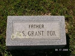 Ulysses Grant Fox