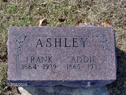 "Francis M. ""Frank"" Ashley"