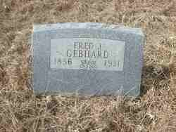 Fred J Gebhard