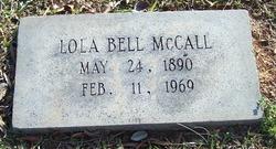 Lola Bell McCall