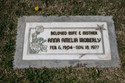Anna Amelia <I>Fry</I> Moberly