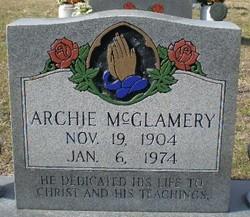 Archie McGlamery