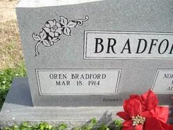 Oren Bradford