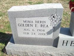 Golden E. <I>Rea</I> Herin