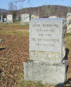 John R Rushford
