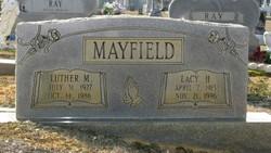 Lacy <I>Head</I> Mayfield