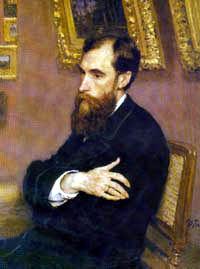 Pavel Mikhailovich Tretyakov