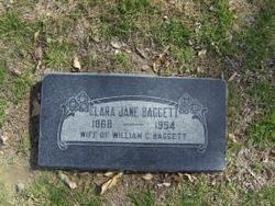Clara Jane Baggett