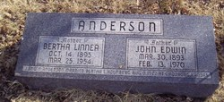 "John Edwin ""Andy"" Anderson"