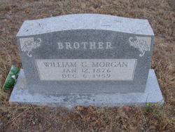 """William G. """"Willie"""" Morgan"""