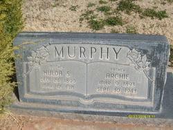 Hulda <I>Sanders</I> Murphy
