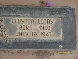 Clayton Leany