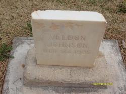 Veldon Johnson