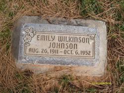 Emily Wilkinson Johnson
