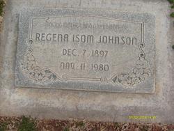 Regena <I>Isom</I> Johnson Allred