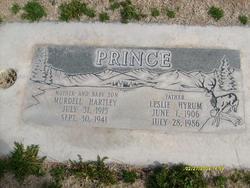 Murdell <I>Hartley</I> Prince