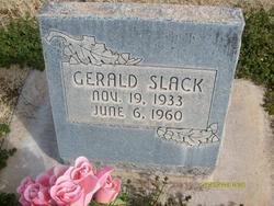Gerald Slack
