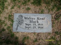 Walter Kent Slack