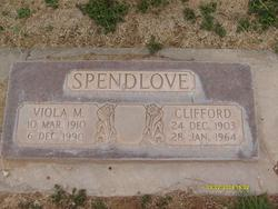 Clifford Spendlove