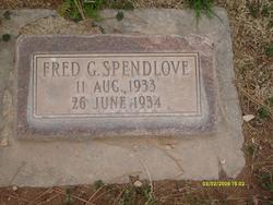 Fred Gerald Spendlove