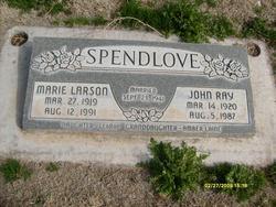 John Ray Spendlove