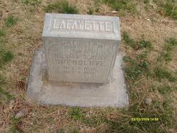 Lafayette Spendlove