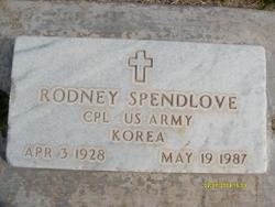 Rodney Spendlove