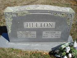 William A. Helton