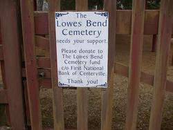 Lowes Bend Cemetery