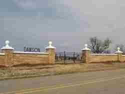 Dawson Memorial Cemetery