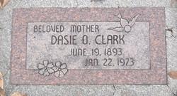 Dasie Orene <I>Weaver</I> Clark