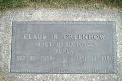 Claud Richard Greenhow