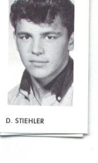 """PFC George Dennis """"Denny"""" Stiehler"""