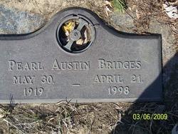 Pearl <I>Fargo</I> Austin Bridges