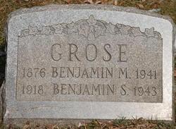 Benjamin Marcus Grose