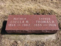 Luella May <I>Hemphill</I> Harris