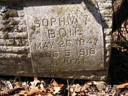 Sophia Boie