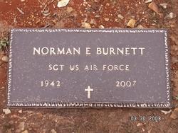 Norman Edward Burnett
