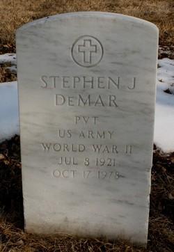 Stephen Jerome DeMar