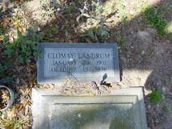 Clomay Landrum