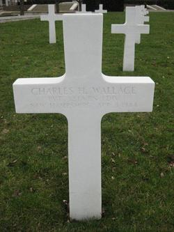 Pvt Charles H Wallace