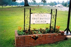 Mount Olive Cemetery (First Baptist Church)