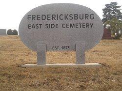 Fredericksburg East Side Cemetery