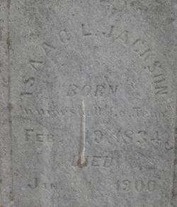 Isaac L. Jackson