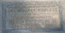 Adam Bruce Burgess