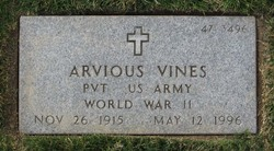 Arvious Vines