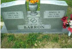 Curtis K Barron