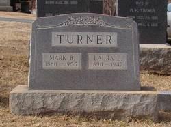 Laura Eleanor <I>Miller</I> Turner