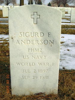 Sigurd Ferdinand Anderson